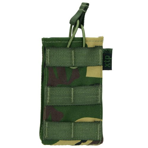 Highlander Single Quick Release Mag Pouch DPM
