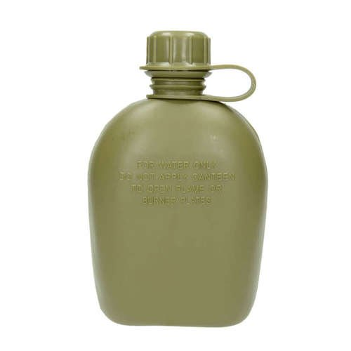 Pro-Force Water Flask with Case Patrol Olive