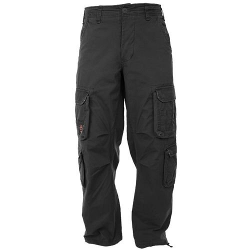 Pure Trash Pants Defense Black