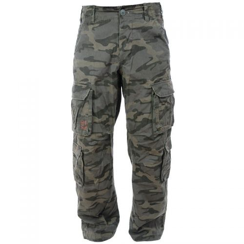 Pure Trash Pants Defense Combat Camo