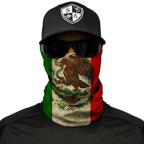 SA Co. Face Shield™ Mexico