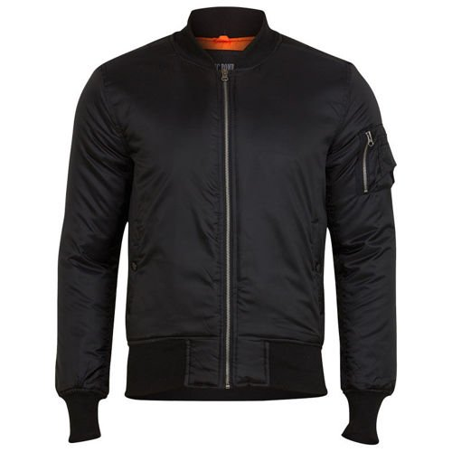 Surolus Bomber Jacket Black