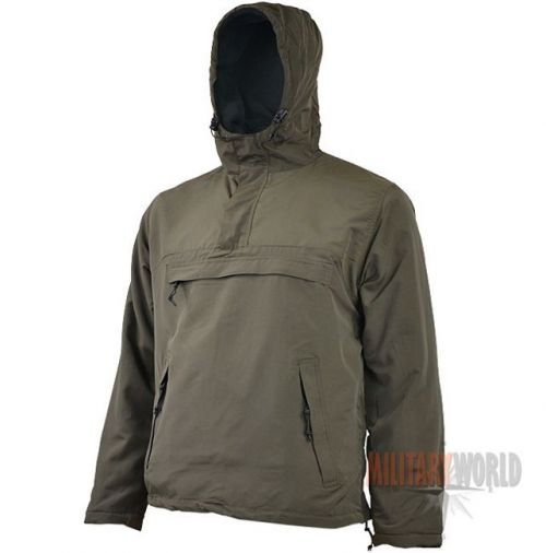 Surplus Anorak Jacket Brown