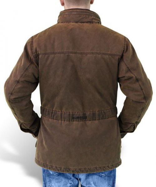 Surplus Jacket Xylontum Brown