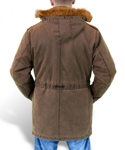 Surplus Jacket Xylontum Giant Brown Park