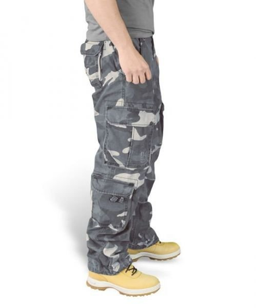 Surplus Pants Airborne Vintage Night Camo