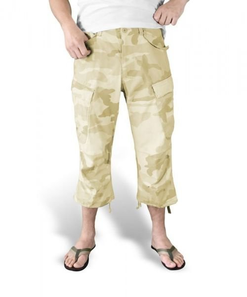 Surplus Shorts 3/4 M65 Engineer Desert 3-colour