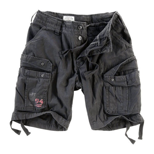 Surplus Shorts Airborne Vintage Gray