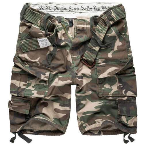 Surplus Shorts Division Woodland