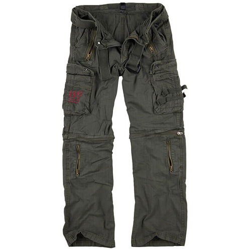 Surplus Trekking Pants Royal Outback 2in1 Olive