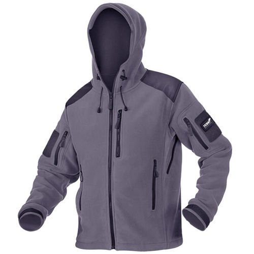 Texar Fleece Jacket  Husky Grey