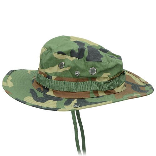 Texar Hat Rip-Stop Jungle Woodland