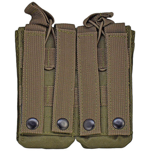 Texar Magazine Double Pouch Olive