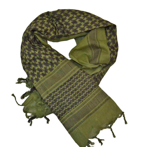 Texar Shemagh Scarf PLO Olive