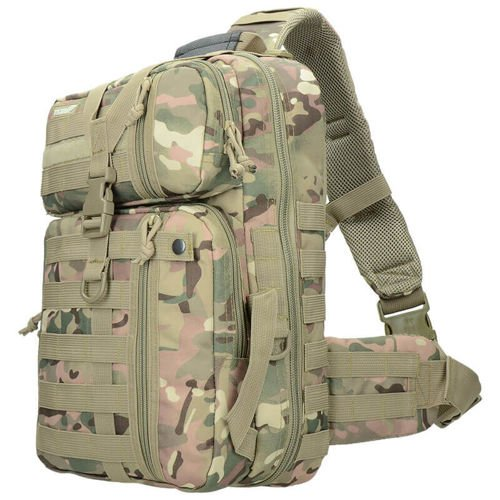 Texar Shoulder Bag OSB 22L MC Camo