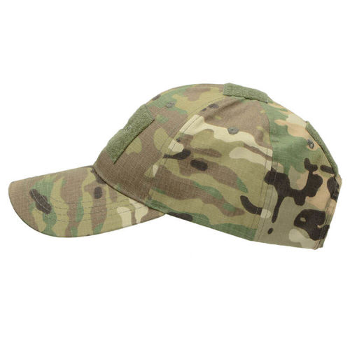 Texar Tactical Cap MC Camo