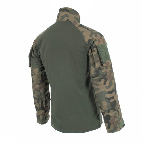 Texar Tactical Shirt Combat PL Camo