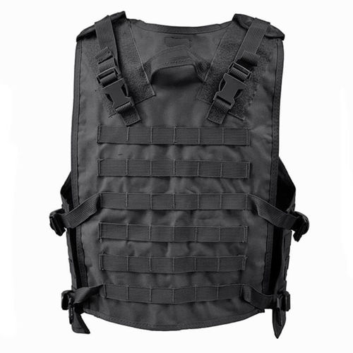 Texar Tactical Vest Modullar Molle Black
