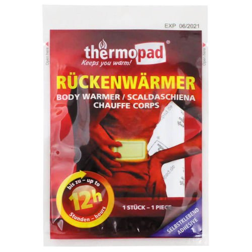 Thermopad Chemical Body Warmer
