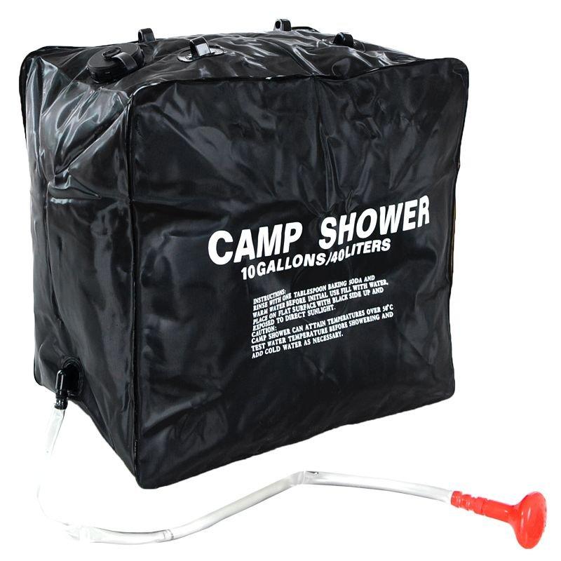 Mfh Prysznic Turystyczny Polowy 40l Czarny Milworldpl