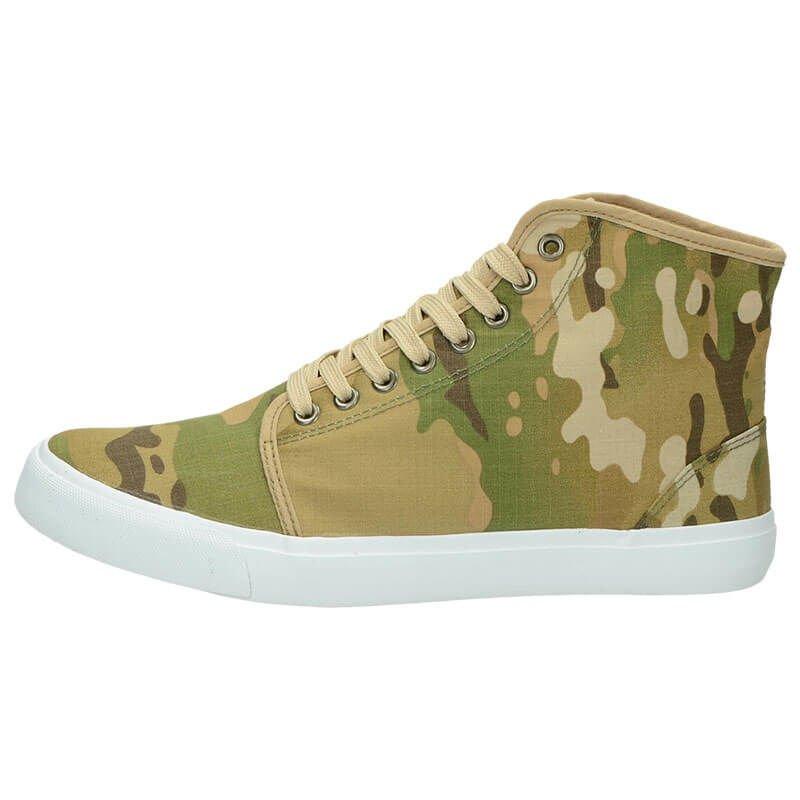 fd07f967680e2 Mil-Tec Buty Trampki Army Sneaker Rip-Stop Multicam | Milworld.pl