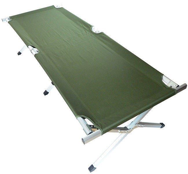 Mil Tec łóżko Polowe Składane Olive