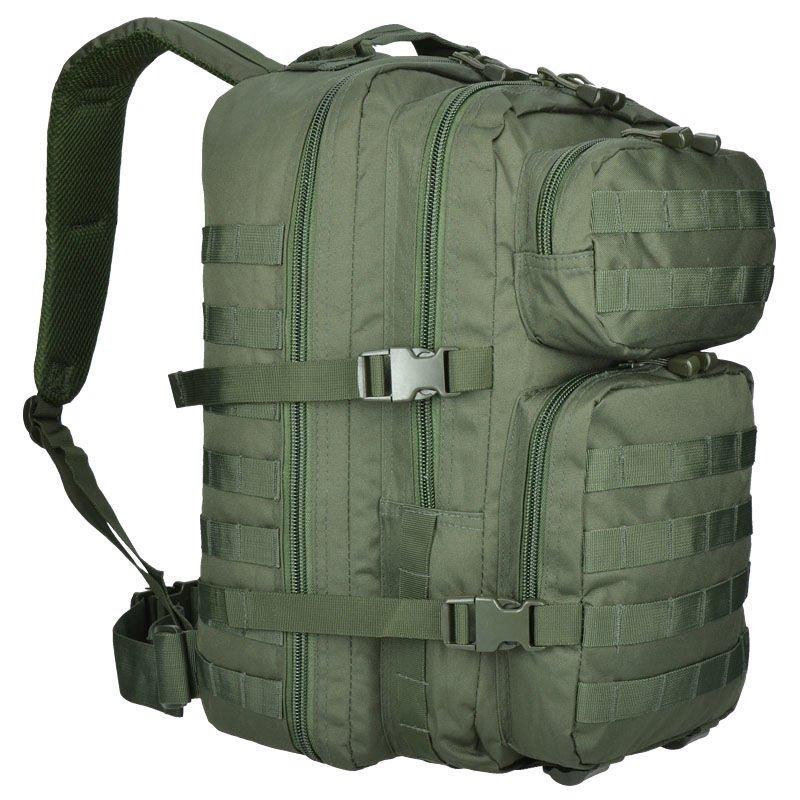 9654954b11bbd Mil-Tec Plecak Taktyczny Assault Duży Olive | Milworld.pl