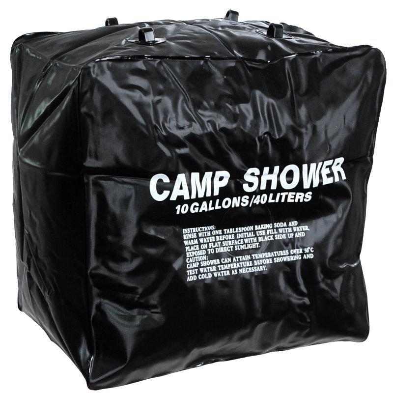 Mil Tec Prysznic Turystyczny Polowy 40l Czarny Milworldpl
