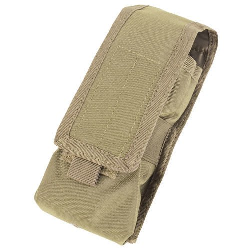 Condor Ładownica na Radio Pouch MOLLE Coyote