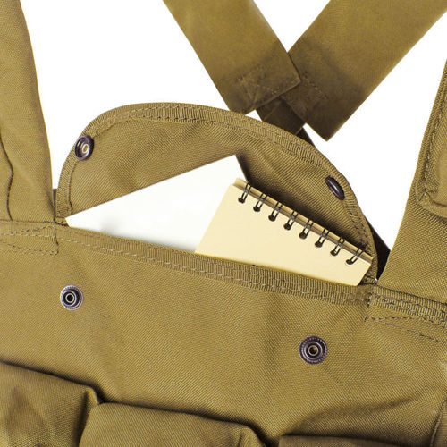 Condor Panel Piersiowy 7 Pocket Coyote Brown