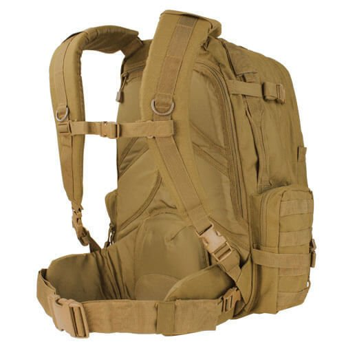 Condor Plecak Taktyczny 3-Day Assault Pack 50L Coyote Brown