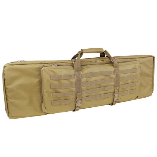 Condor Pokrowiec na Broń Double Rifle Case 46 Coyote Brown