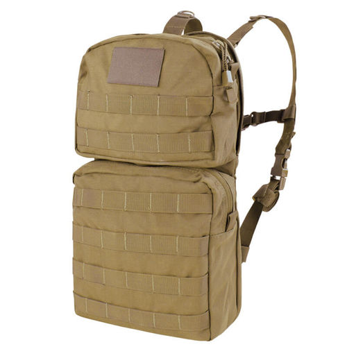 Condor System Hydracyjny Hydration Carrier 2 Coyote Brown