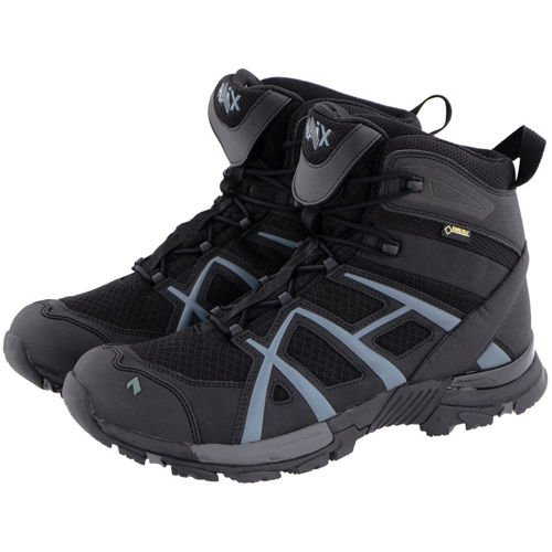 Haix Buty Trekkingowe Black Eagle Athletic MID Czarne
