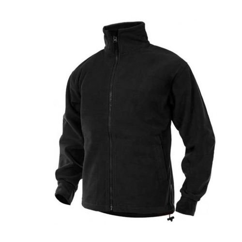 Highlander Bluza Polarowa Thor Fleece Jacket Czarna