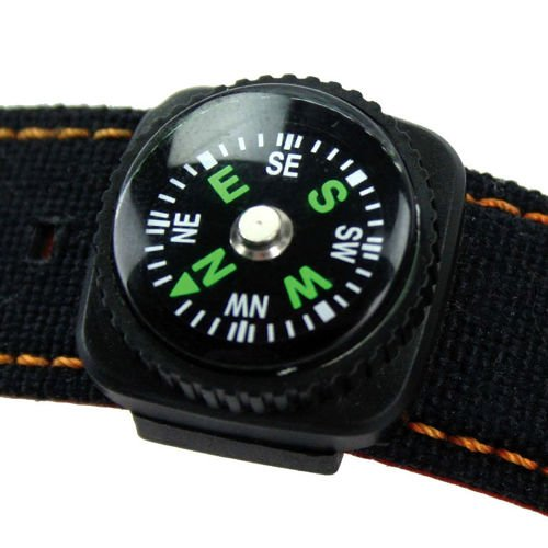 Highlander Kompas na Pasek Strap Watch