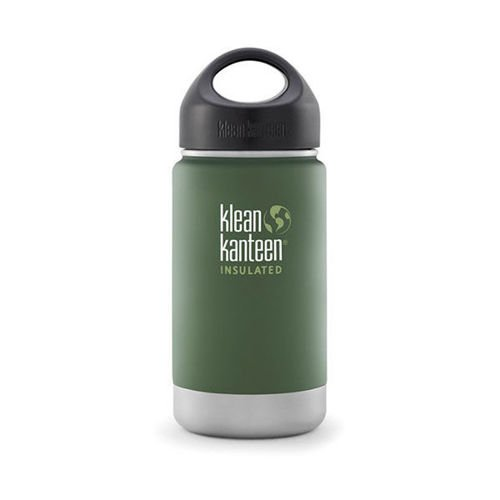 Klean Kanteen Termos Insulated Wide 355ml Oliv
