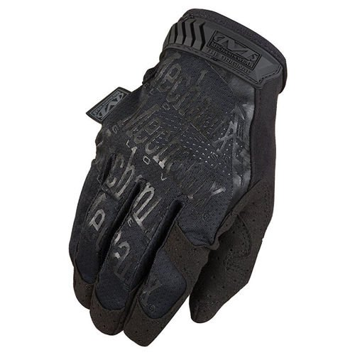 Mechanix Wear Rękawice Original Vent Covert Czarne