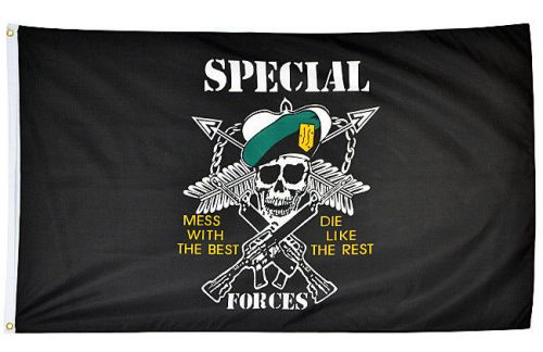 Mil-Tec Flaga US Special Forces