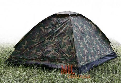 Mil-Tec Namiot 2 Osobowy Iglo Super Woodland