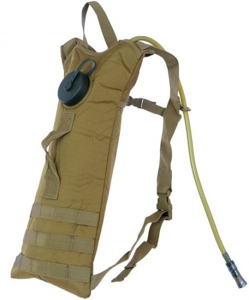 Mil-Tec System Hydracyjny Water Pack Basic 3L Coyote