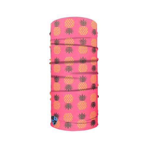 SA Co. Chusta Wielofunkcyjna Face Shield™ Pineapple Pink