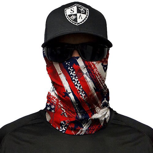 SA Co. Chusta Wielofunkcyjna Face Shield™ USA