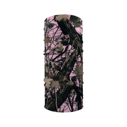 SA Co. Chusta Wielofunkcyjna Frost Tech™ Face Shield™ Pink Forest Camo