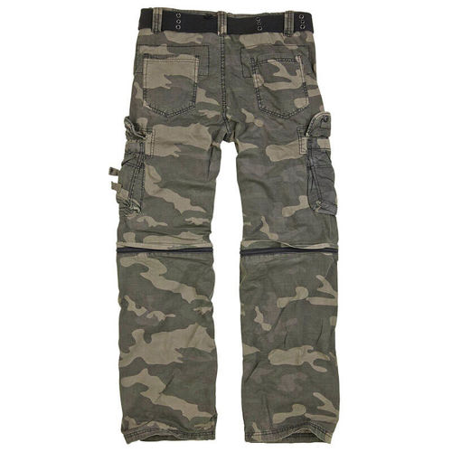 Surplus Spodnie Trekkingowe Royal Outback 2w1 Camo