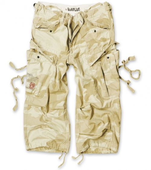 Surplus Szorty 3/4 M65 Engineer Desert 3-color